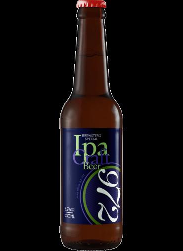972 IPA sör 0.33L