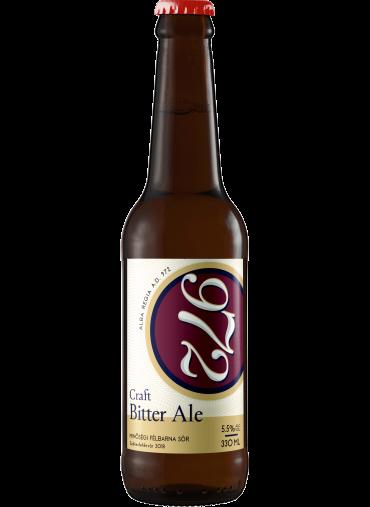 972 Bitter Ale sör 0.33L